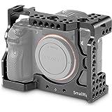 SMALLRIG A7III Cage, A7 III Jaula para Sony A7RIII / A7III con Cold Shoe Incorporada - 2087