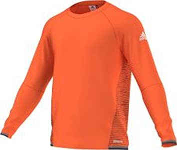 Adidas XA AZ TR Top - Camiseta para Hombre, Color Naranja/Rojo, Talla