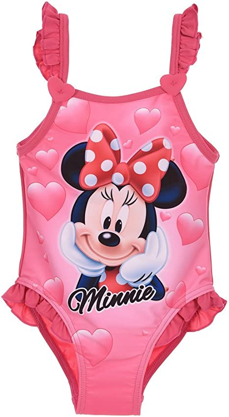 Disfraz Playa Minnie Ratón Disney entero bebé niña Tallas 12/36 ...