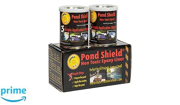 Competition Blue Pond Armor Sku Cblue Qt R Non Toxic Pond Shield Epoxy Paint 1 5 Quart Mimbarschool Com Ng