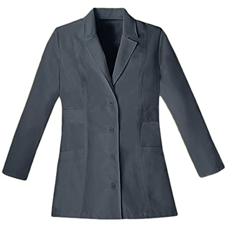 eb8259755cb Panda Uniform Made to Order Women's 30 Inches Short Medical Lab Coat ...