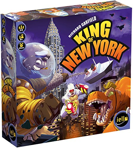 King New York Board Game product image