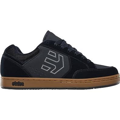 Fader 2, Chaussures de Skateboard Homme, Noir (Black/Black/Gum), 41.5 EUEtnies