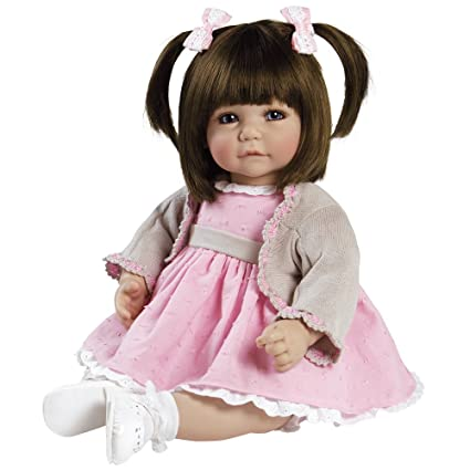 75de9f099 Amazon.com  Adora Toddler Sweet Cheeks 20