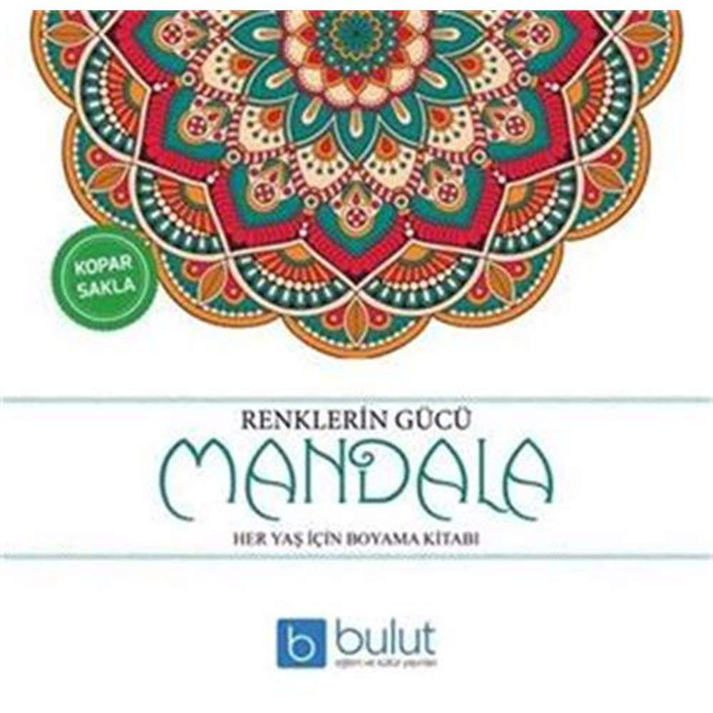 Renklerin Gucu Mandala Kolektif 9789752461222 Amazon Com Books