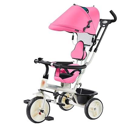 Jian E E-Carro Triciclo Ligero para niños de 1 a 3 años ...