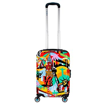 BG Berlin Carry-on Trolley S 56cm Lobo Collection American Way [136] plusieurs couleurs ZYp64uD