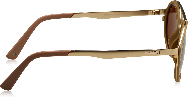 Mammut Donegal Gafas de sol, Marrón, 47 Unisex: Amazon.es: Ropa y ...