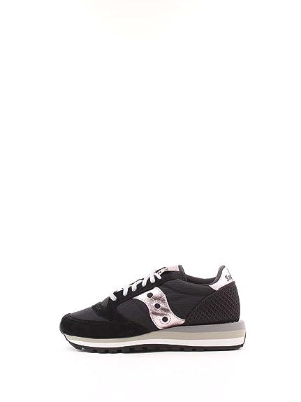 Saucony Sneaker Jazz Original S60364-3 Black Pink Taglia 36 - Colore Nero   Amazon.co.uk  Shoes   Bags 7e79891dff3