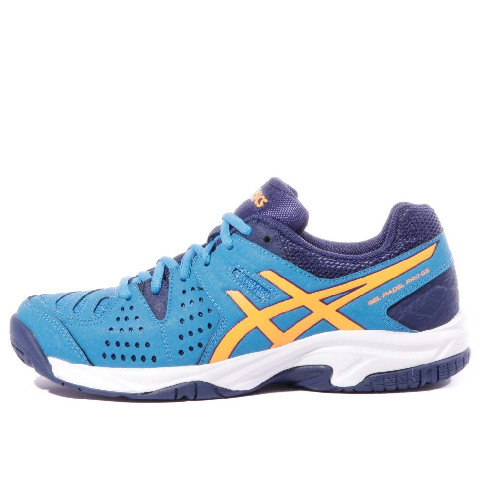 Asics Tenis Gel-Padel Pro 3 Gs Blue / Orange 37 Junior: Amazon.es ...