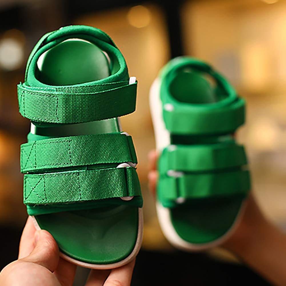 Aiminila Boys Girls Sport Sandals Kids Open Toe Strap Athletic Summer Beach Outdoor Walking Water Shoes