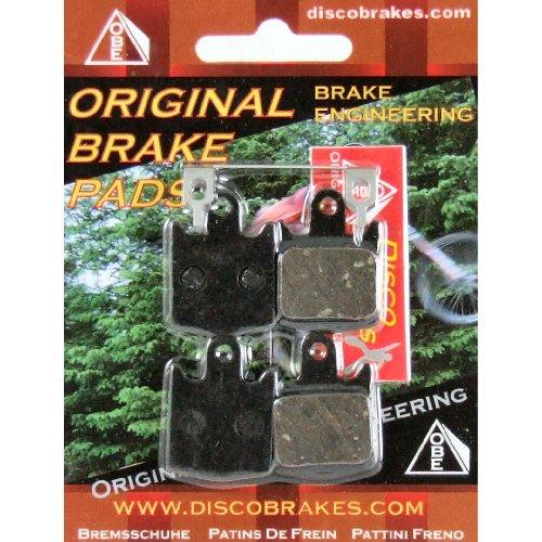 1 Pair Hope M4 Semi Metallic Disc Brake Pads (4 Pads +Sp) DH 4 Enduro E4 XC MTB