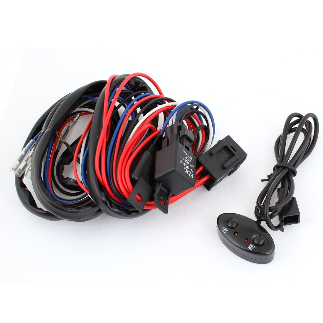 Wiring Kit Fog Light Driving Lamps Harness Fuse 2 Switch Bmw Technology Guide Relay Pigtails Sockets Amazon Canada
