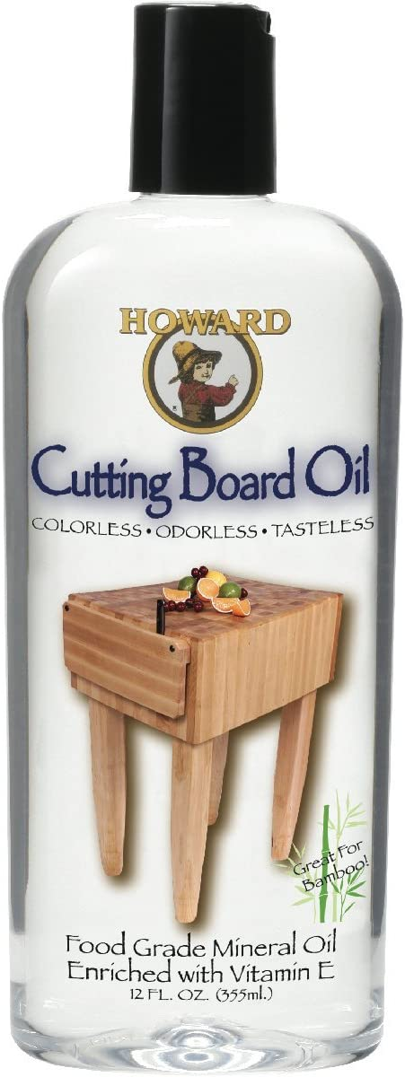 Howard Products Cutting Board Oil