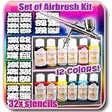 Set airbrush Kit CODE: # 235