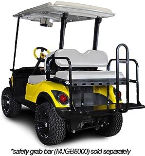Amazon.com : Yamaha G29 Drive Golf Cart Rear Flip Back Seat Kit(Fits on 2006 yamaha g22 golf cart, 2007 yamaha drive golf cart, 2008 yamaha drive golf cart, 2006 ezgo txt golf cart,