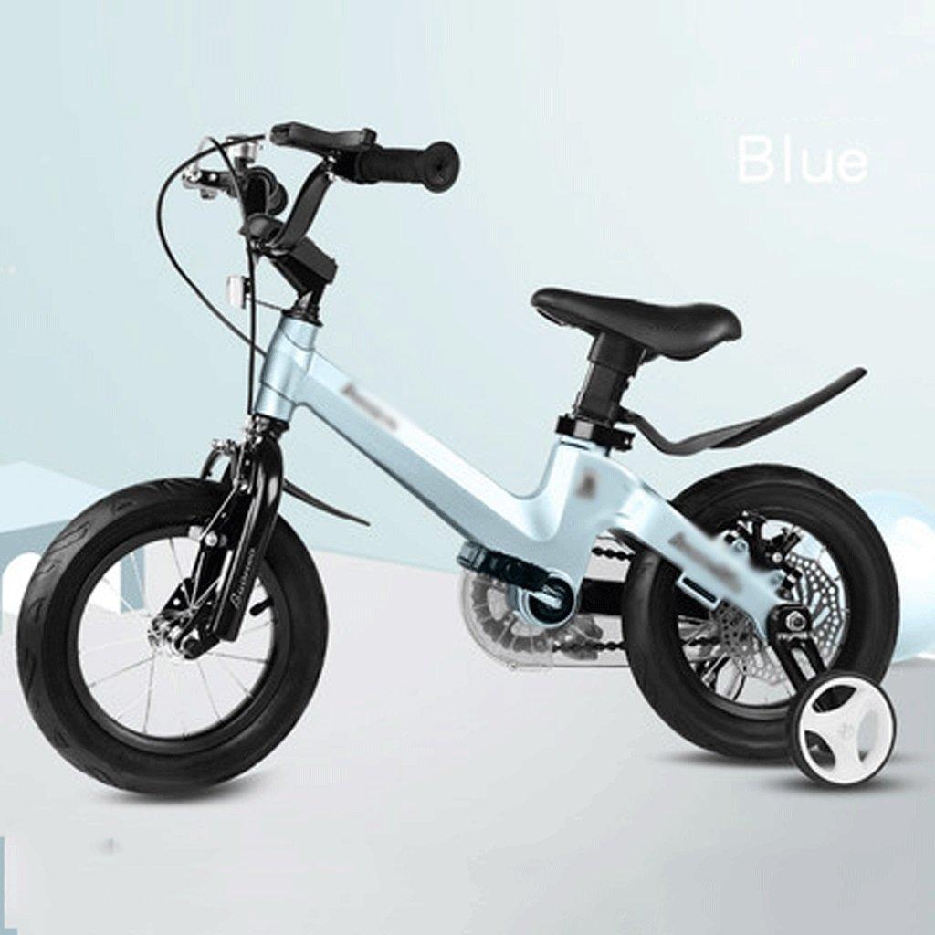自転車 子供用航空マグネシウム合金自転車2-4-6-7-8-9-10-11-12年少年少年少女のためのキャリー (サイズ さいず : 16 inch) B07DYFTM1Y 16 inch 16 inch