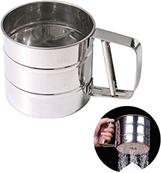 Chengor Mengcore Baking Stainless Steel Flour Sifter