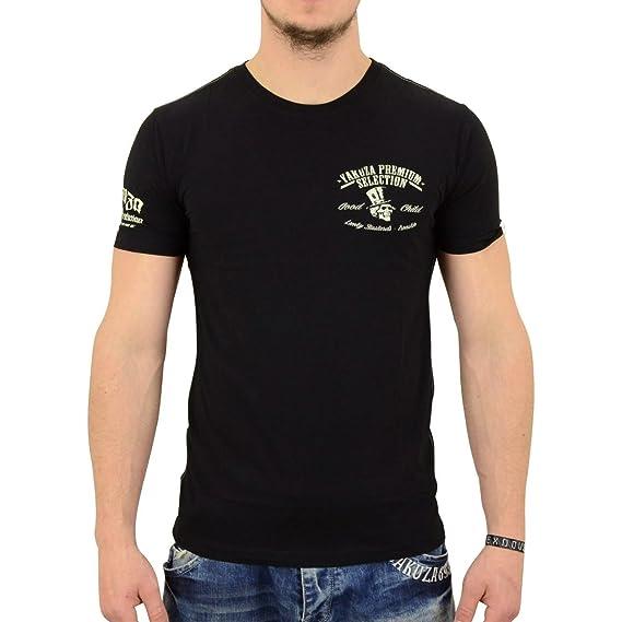 186e38f51f5 Yakuza Premium Men s T-Shirt YPS-2017  Amazon.co.uk  Clothing