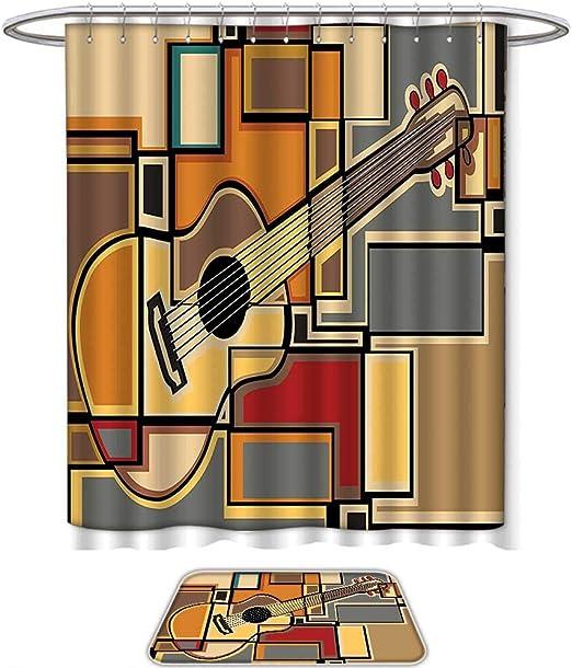 Decoración para el hogar, decoración de música, ilustración de ...