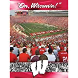 Racing Reflections Wisconsin Badgers 500 piece Puzzle set 16