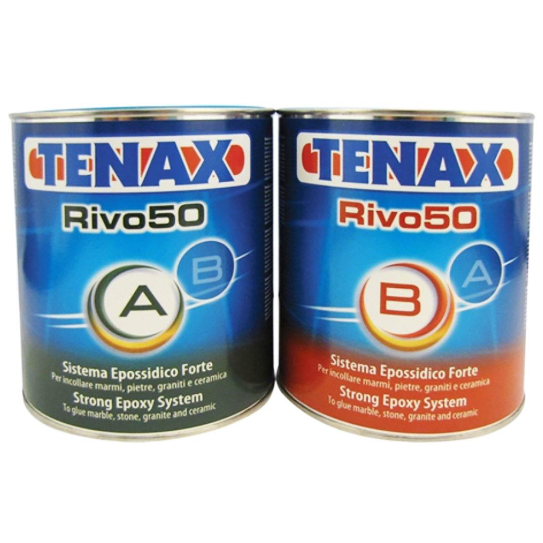 TENAX RIVO 50 KNIFE GRADE EPOXY 1:1 - 2 LITER KIT by Tenax