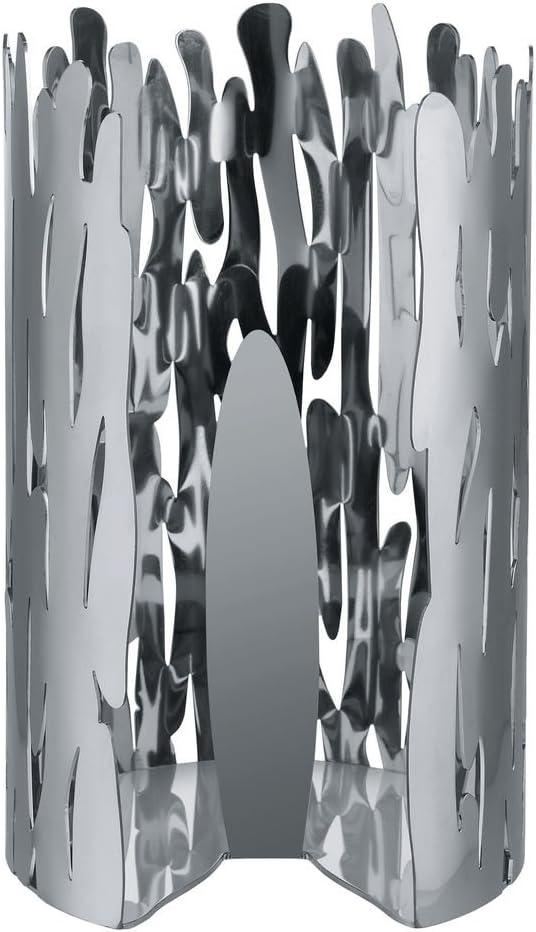 Acero Alessi BM04/W Puerta Rollo de Papel de Cocina 15,5/x 15,5/x 24/cm Color Blanco