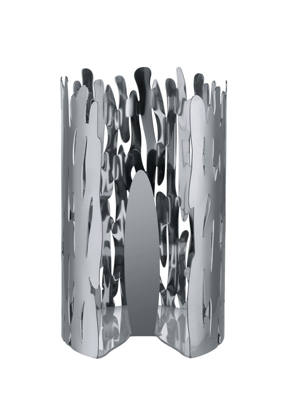 Alessi Barkroll Kitchen Roll Holder by Boucquillon & Maaoui (Stainless Steel) by Alessi
