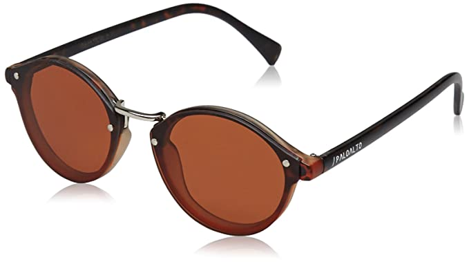Paloalto Sunglasses P10308.2 Lunette de Soleil Mixte Adulte, Marron
