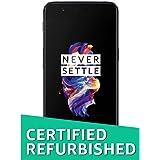 (Renewed) OnePlus 5 (Slate Gray 8GB RAM + 128GB Memory)