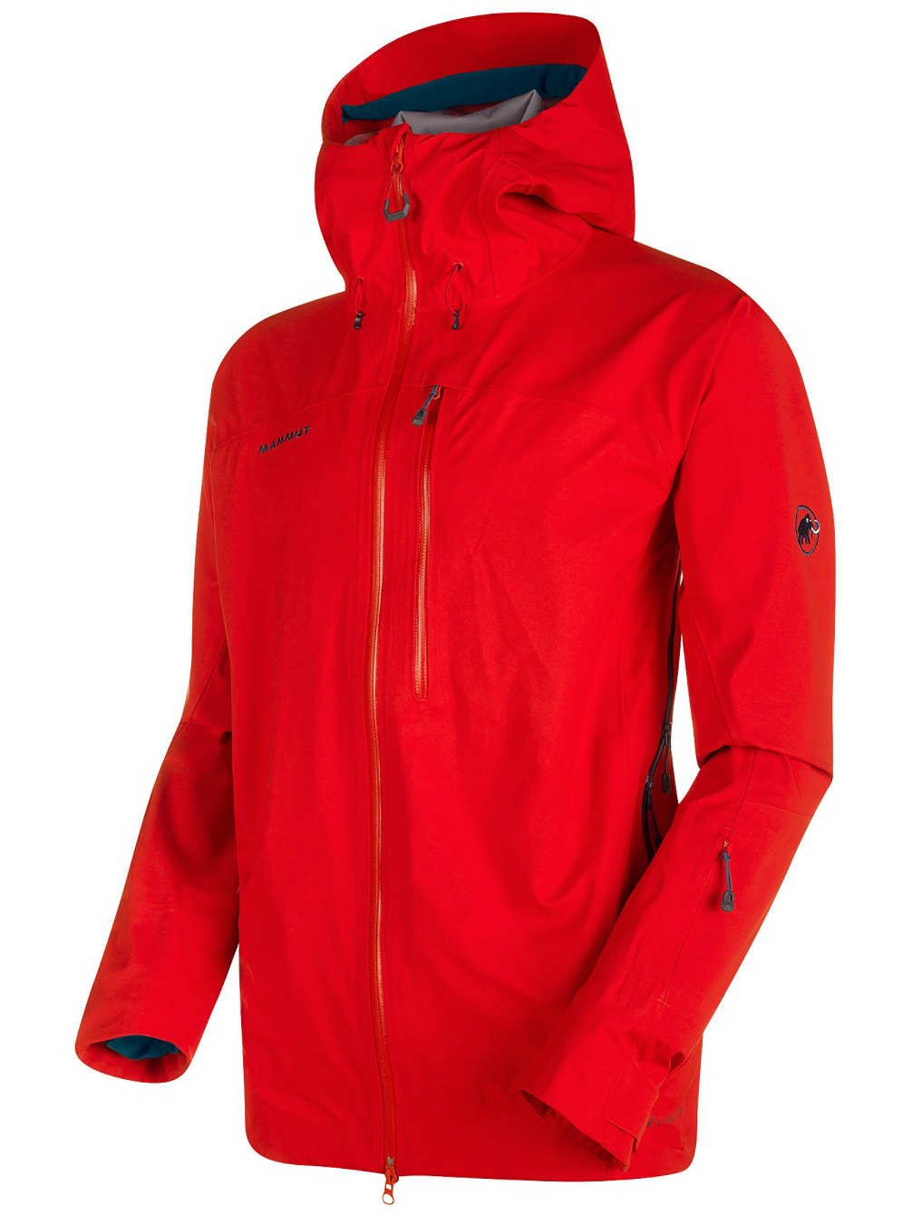 [マムート] Alvier Tour HS Hooded Jacket Men アルヴィアー ツアー HS フーデッド ジャケット 3445/spicy 1010-21620 L B072K6KPFB