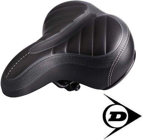 weg-ist-weg.com Dunlop FGS19 - Sillín ergonómico para bicicleta de ...