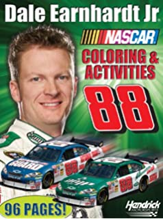 Nascar Photo Jumbo Coloring & Activity Book: Not Available ...