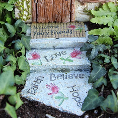Miniature Fairy Garden Welcome Fairy Walkway