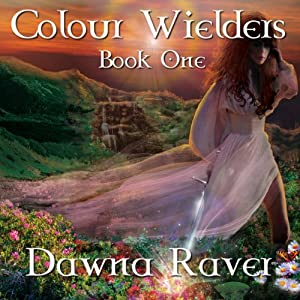Colour Wielders Audiobook