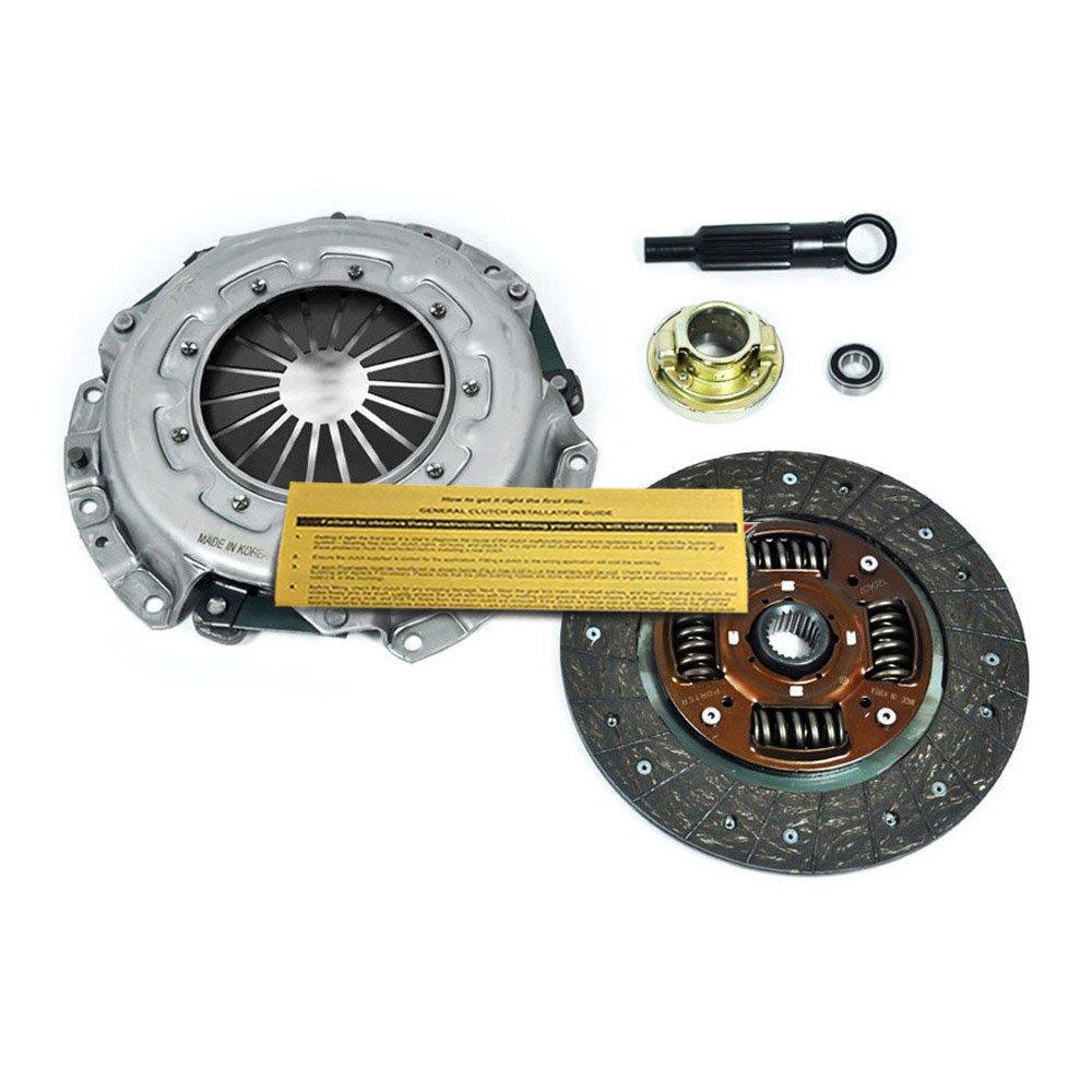 EFT PREMIUM CLUTCH KIT D50 RAM 50 POWER RAM RAIDER MONTERO MIGHTY MAX 2.4L 2.6L