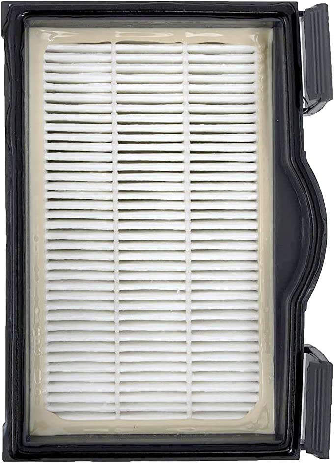LifeSupplyUSA HEPA Filter Compatible with Electrolux Eureka HF8 MM Mighty Mite Banister Models