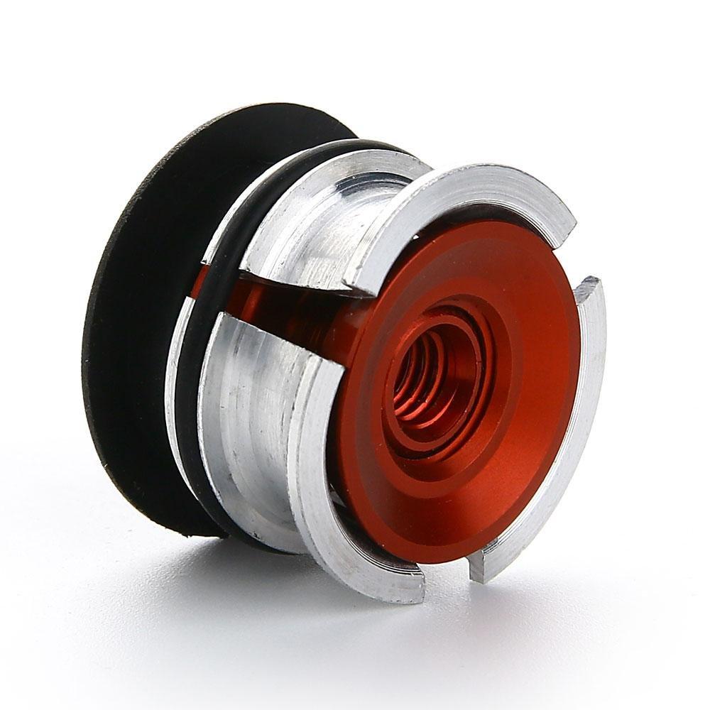 KOBWA Horquilla para bicicleta (aleación de aluminio, 28,6 mm)