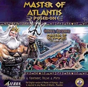 Master of Atlantis: Poseidon - Expansion Pack (PC): Amazon