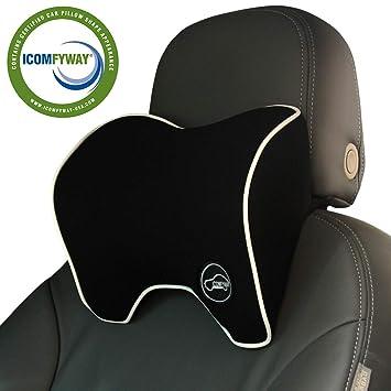Amazon.com: ICOMFYWAY - Almohada de apoyo para el cuello del ...