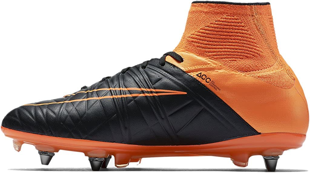 ir de compras Alfabeto fútbol americano  Amazon.com | Nike Hypervenom Phantom II Lthr SG-Pro Mens Soccer Shoes |  Shoes