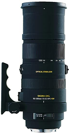 Review Sigma 150-500mm f/5-6.3 Auto