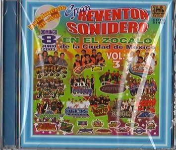 Amazon.com: Gran Reventon Sonidero Vol.3: Music