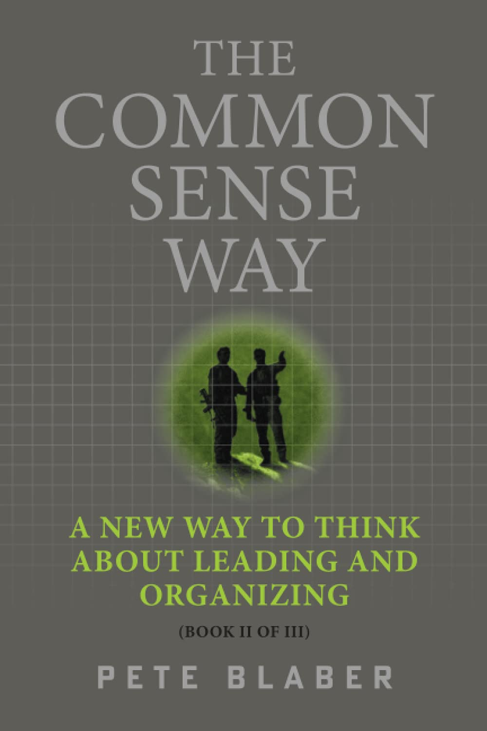 The Common Sense Way: A New Way to Think About Leading and Organizing (Leadership Books by Pete Blaber)