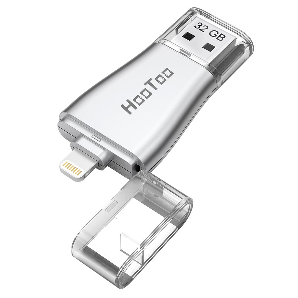 Iphone  Flash Drive Adapter