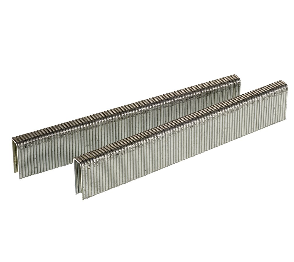 Senco L10BABN 18 Gauge by 1//4 Crown by 5//8 Electro Galvanized Staples 5, 000per Box