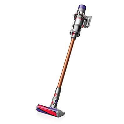 where is serial number on dyson v6