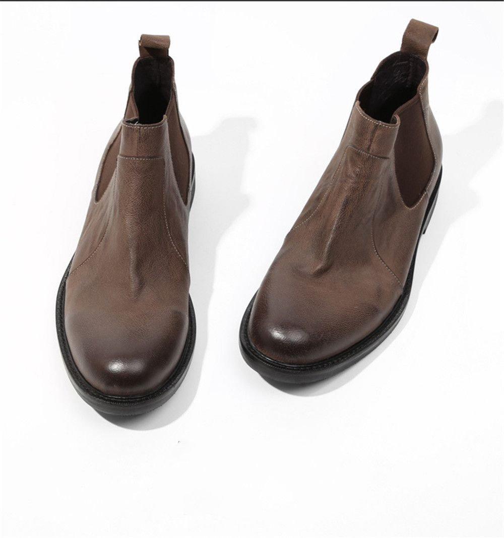 Retro Retro Retro - martin stiefel, chelsea Stiefel, hohe stiefel und kurze stiefel, klassischen retro - englisch kurz - stiefel,braun,39 09f180
