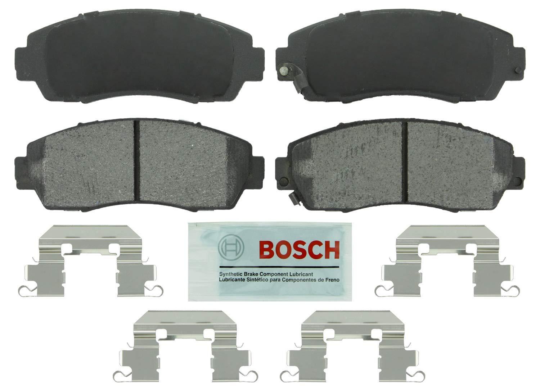 Bosch BE1089H Blue Disc Brake Pad Set, 1 Pack