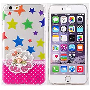 6 Plus,iPhone 6 Plus Case,TPU Case for iPhone 6 Plus,iPhone 6 Plus Cases,iPhone 6 Plus 5.5 Case,iPhone 6 Plus Case Cover,iPhone 6 Plus Phone Case,Creativecase iPhone 6 Plus 5.5 inch Case,iPhone 6 Plus Flowers Case,iPhone 6 Plus case with colorful pattern TPU Soft Design iPhone 6 Plus Case Cover for iPhone 6 Plus 5.5 inch-V10